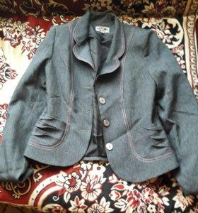 Девчачий пиджак