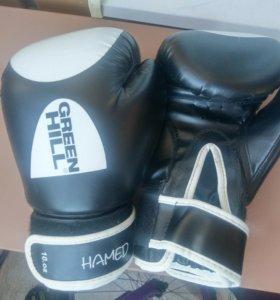 Перчатки, тайский бокс