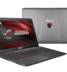 Продаю игровой ноутбук ASUS ROG GL752VW T4033T