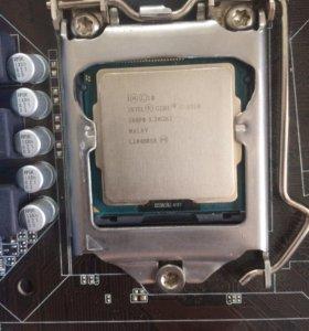 Продам intel core i5 3550