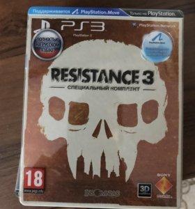 Resistance 3 специальное издание