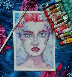Рисунки, арты