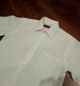 Рубашка для мальчика, р. 31(128-134)