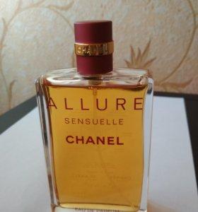 Тестер Allure Sensuelle Chanel EDP, EDT Оригинал