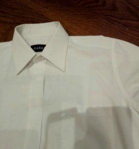 Рубашка для мальчика, р. 32-33(128-134)