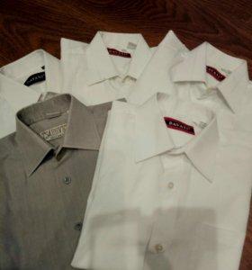 Рубашки для мальчика, р. 128-134