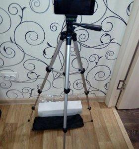 Штатив для фотоаппарата и телефонов