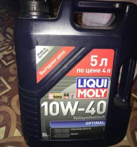 Ligui moly 10w-40 5L