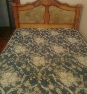 Кровать 160×220