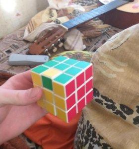 Сбор кубика рубика