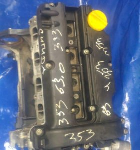Двигатель Z12XEP из Германии