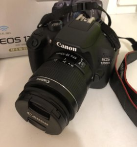 Фотоаппарат Canon EOS1300D