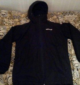 Зимняя куртка «MOLOTOV»