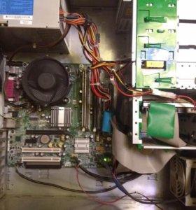 Системный блок HP compaq dc7600
