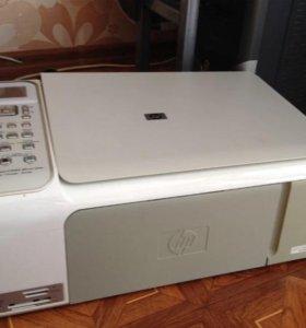 Струйный мфу HP Photosmart C4183 All-in-one