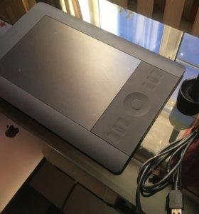 Графический планшет Wacom 450 intuos touch 5 S