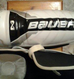 Защита голени хоккеиная
