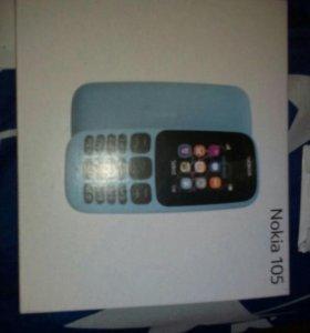 Новый телефон Нокия.