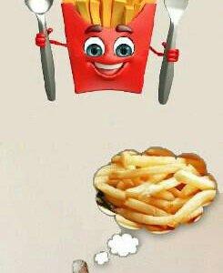Картошка fri