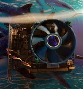 Видеокарта 650ti