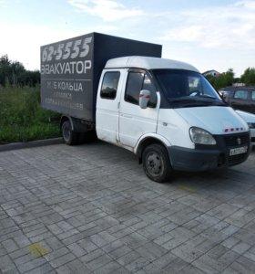 ГАЗ 32834
