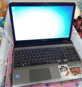 Ноутбук Sony игровой