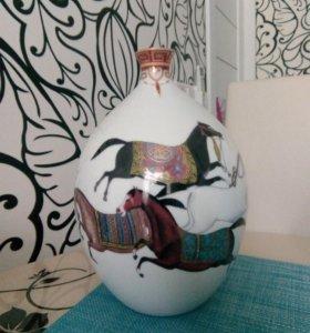 Фарфоровые вазы