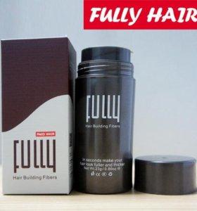 Загуститель для волос Fully Hair Fibre