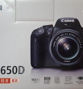 Canon EOD 650D