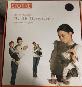 Продаю рюкзак переноску Stokke