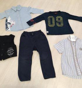 Фирменная одежда 92-98 б/у