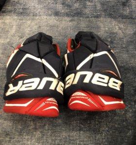 Перчатки x 800 взрослые 13 хоккей