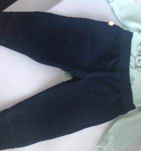 утеплённые штанишки