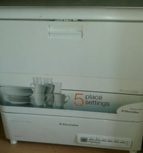 Посудомоечная машина Еlectrolux