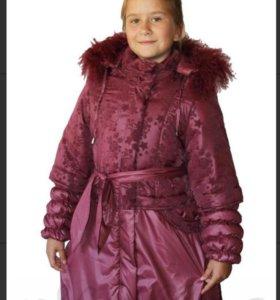 Зимнее пальто. Новое, с этикеткой. Размер 146/72.
