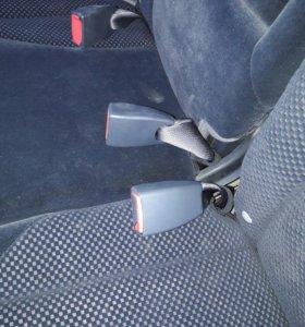Задние сиденья hyundai tucson