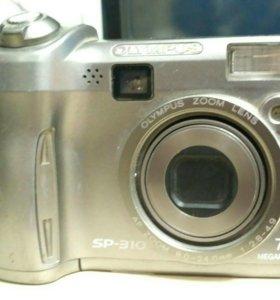 Цифровая камера Olympus SP-310