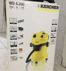Karcher wd 4.200