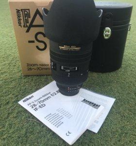 Nikon Nikkor 28-70mm F2,8