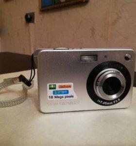 Портативный фотоаппарат Smochm