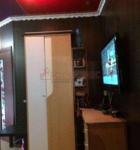 Квартира, свободная планировка, 35.1 м²