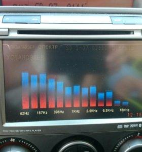 Штатная автомагнитола Mazda 3 2004-2009