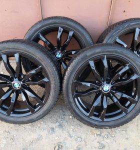 Комплект колес BMW X5 E70 / X6 E71 Стиль 435 R-20