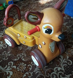 Машинка олень