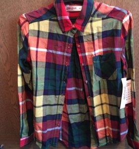 Рубашка НОВАЯ размер 42-44