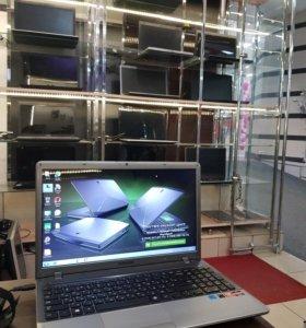Надежный ноутбук Самсунг 4е ядра + 4GB + 2GB видео