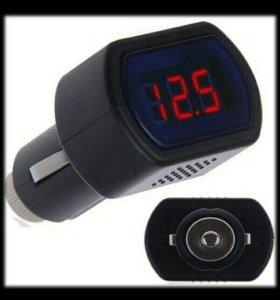 Цифровой вольтметр для Авто.