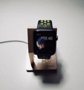 Apple Watch Series 2 NIKE +, 42 mm