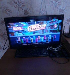 Телевизор  LG Cinema 3D с функцией Smart TV