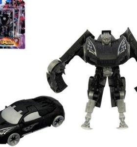 Робот-трансформер автобот новый
